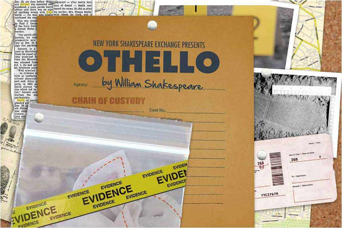 Othello Card